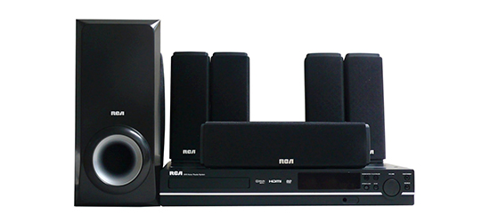 Service de Home Theater